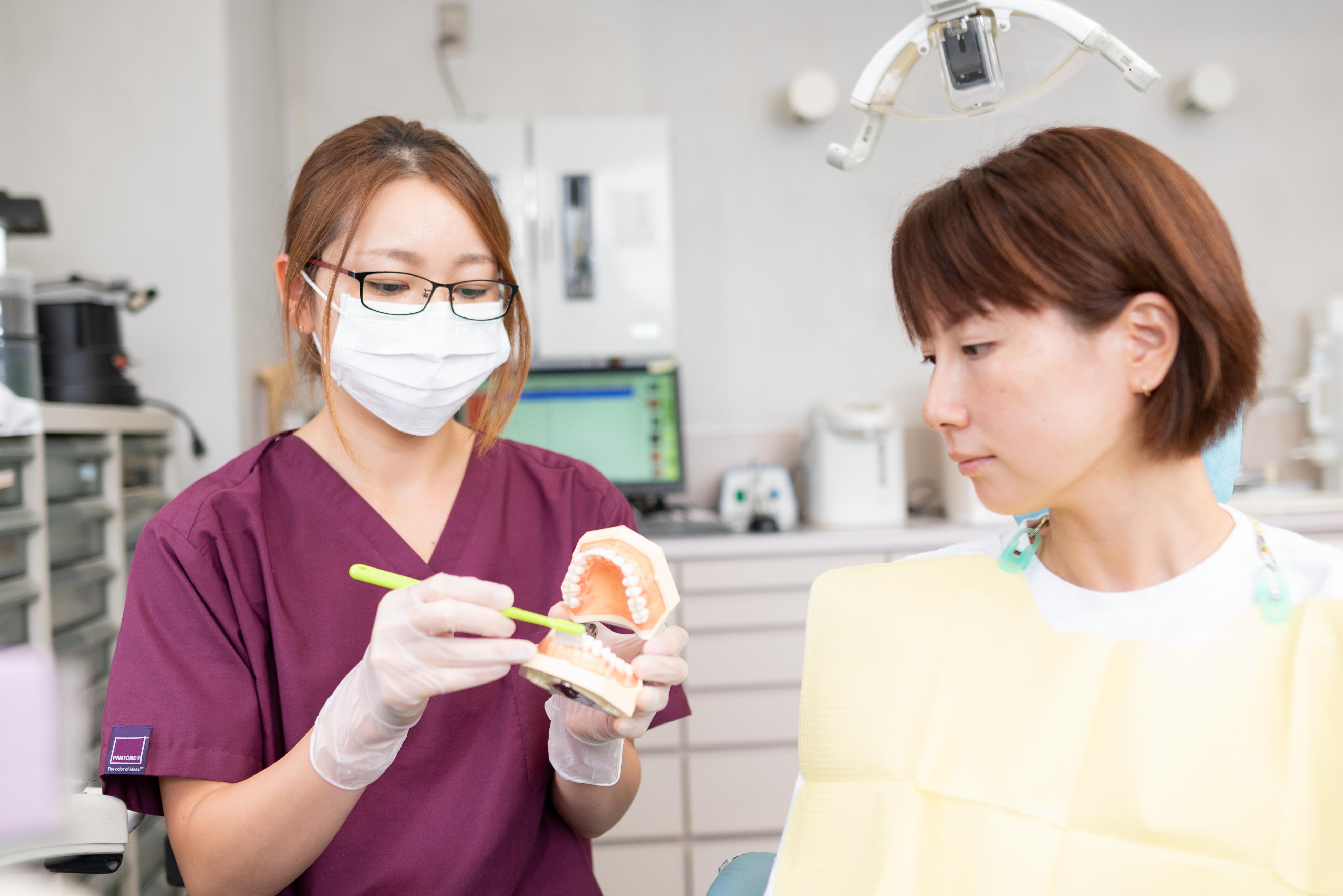 予防歯科|相馬市の菅野歯科医院