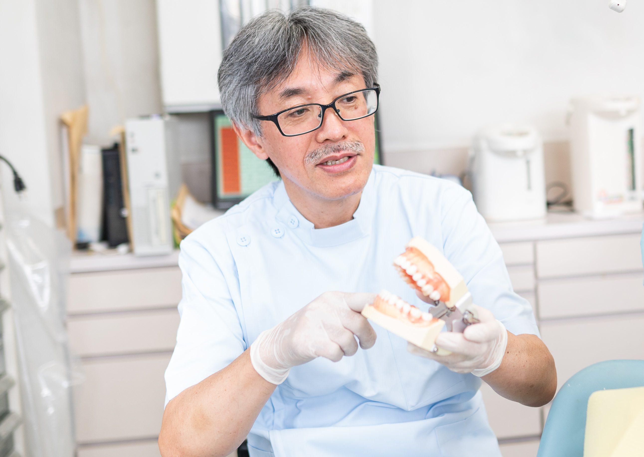 入れ歯|相馬市の菅野歯科医院