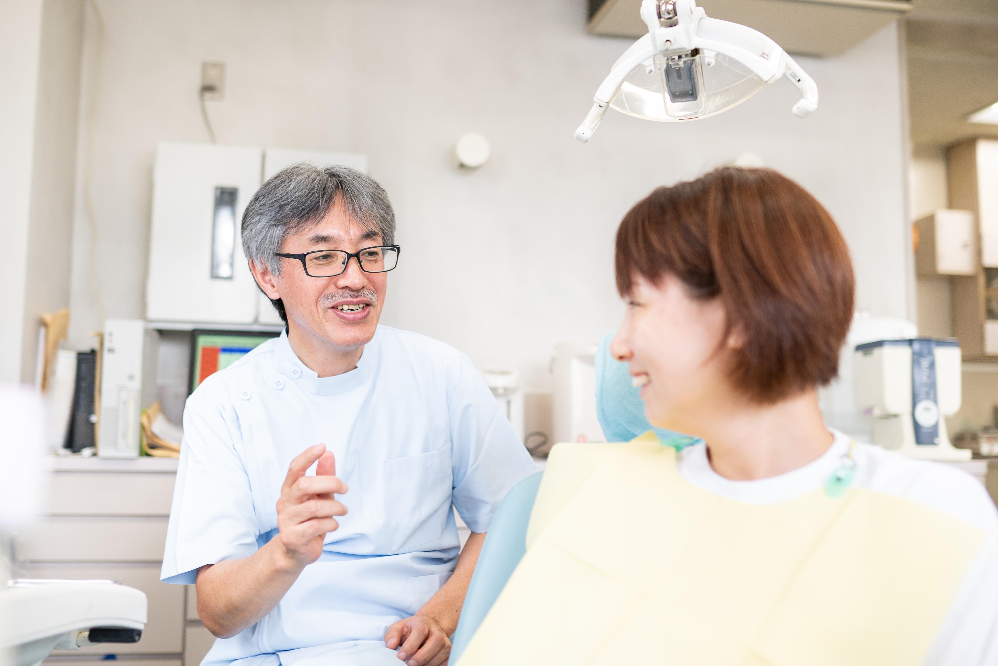 入れ歯治療|相馬市の菅野歯科医院